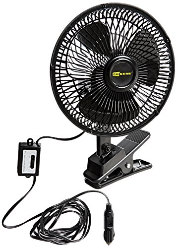 Hopkins SP570804 Go Gear 12 Volt Oscillating Fan (Rv Fans compare prices)