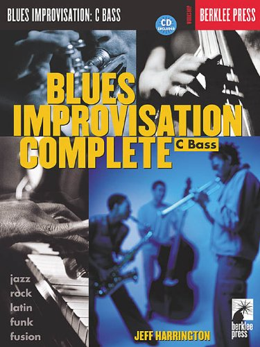 Blues Improvisation Complete: C Bass