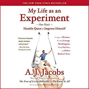 My Life as an Experiment Audiobook