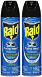 Raid Flying Insect Killer Insecticide Spray, 15 oz-2 pack