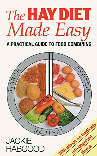 The Hay Diet Made Easy: A Practical Guide to Food Combining (Food Combining Chart compare prices)