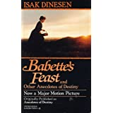 Babette's Feast and Other Anecdotes of Destinyby Isak Diresen