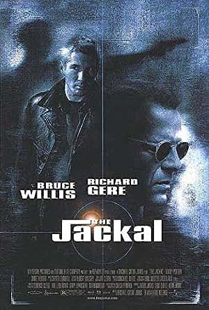 the jackal 27x40 ds original movie poster one sheet