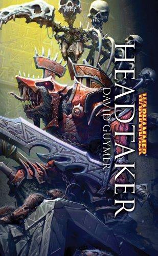 Headtaker (Warhammer Novels), by David Guymer