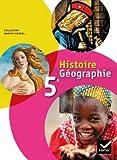 Histoire-Géographie 5e éd. 2010 - Manuel de l'élève