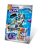 Crayola Color Alive Action Coloring Pages - Skylanders