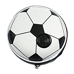 Geekgoodies Football Speaker And Carrying Case