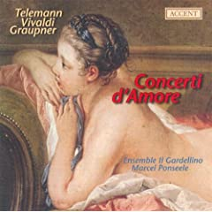 Concerto for 2 Flutes in E minor, TWV 53:e1: II. Allegro