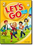 Lets Go 4th Edition Level 2 Student Book with Audio CD Pack