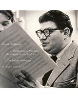 Feldman: Composing By Numbers