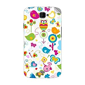 Garmor Designer Mobile Skin Sticker For COOLPAD 7235 - Mobile Sticker