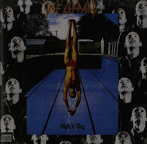 CD : Def Leppard - High & Dry