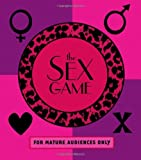 The Sex Game (Contains: 1 Sex Games Spinner, 24 Sexy Playing Cards, 1 Sex Game Manual)