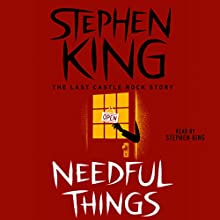 Needful Things Audiobook by Stephen King Narrated by Stephen King