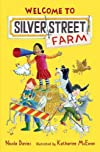 Welcome to Silver Street Farm[ WELCOME TO SILVER STREET FARM ] by Davies, Nicola (Author) Feb-28-12[ Hardcover ]