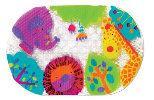 Small World Toys All About Baby Bath - Jungle Bathmat