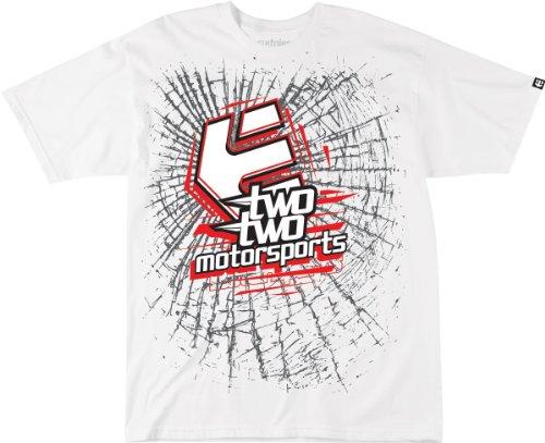 Etnies T-Shirt WHIRLWIND S/S TEE white, S