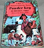 img - for Powder keg,: A story of the Bermuda gunpowder mystery; (Winston adventure books) book / textbook / text book