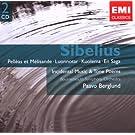 Sibelius : Pell�as et M�lisande - Luonnotar - Kuolema - En Saga