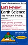 img - for Let's Review: Earth Science (Barron's Let's Review) book / textbook / text book
