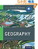 Geography: Course Companion (Oxford Ib Diploma Programme)
