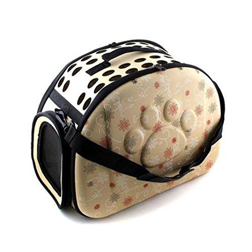 Pet Dog Cat Rabbit portable foldable Travel Carrier ,Crate Shoulder bag handbag Outdoor Carrier