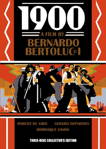 Cover art for  1900 (Three-Disc Collector's Edition)
