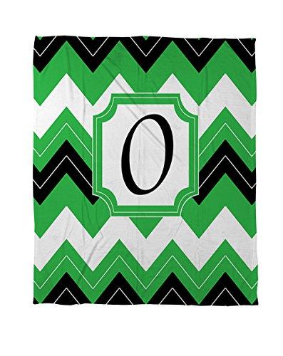 Lime Green Fleece Blanket