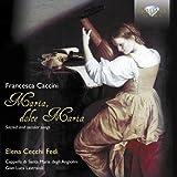 カッチーニ:宗教曲と世俗歌曲集 (Caccini: Maria, dolce Maria)