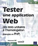 Tester une application web - des test...