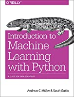 Introduction to Machine Learning with Python Front Cover