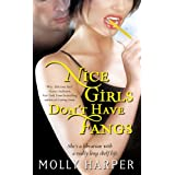 Nice Girls Don't Have Fangs (Jane Jameson series Book 1) ~ Molly Harper