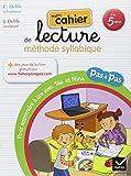 echange, troc Clémentine Delile, Jean Delile - Mon cahier de lecture, pour apprendre à lire pas à pas avec Téo et Nina