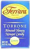Ferara Torrone Candy, Assorted Wrappe…