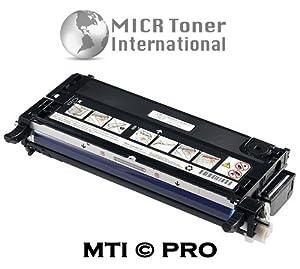 MTI © PRO Dell XG721 / PF030 Compatible Black Toner Cartridge (Yield: 8,000) For Dell Printers: 3110, 3110cn, 3115, 3115cn (310-8092)