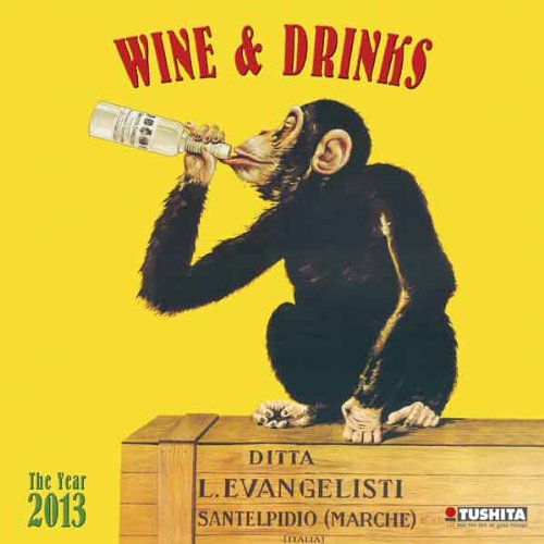 Wine Drinks 2013 (Media Illustration)