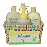 Johnsons Head-to-toe Baby Gift Set