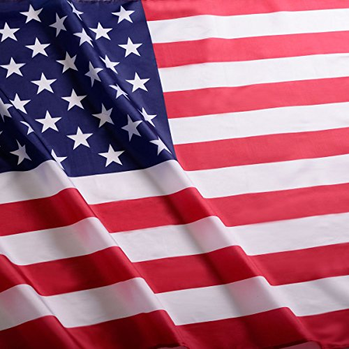 2' x 3' FT USA US U.S. American Flag Polyester Nylon Stars Brass Grommets (Ar15 Custom Dust Covers compare prices)