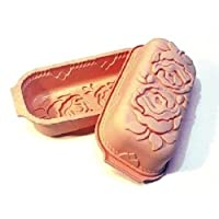 Silikomart Silicone Novelty Cakes Rose Plum Cake Pudding Mould