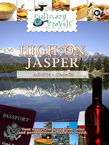 Culinary Travels High on Jasper on Amazon Prime Video UK