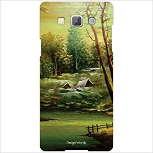Design Worlds Back Cover Case For Samsung Galaxy A5 Sm-A500Gzkdins/Inu