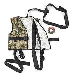Hunt 'em High Safety Vest, LG/XL