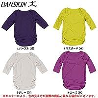 DANSKIN(ダンスキン) yogiカシュクール DB73318X レディース フィットネス シャツ