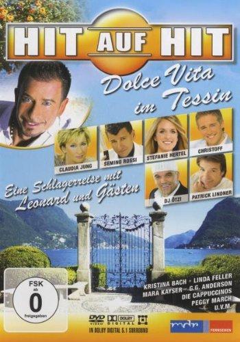 VARIOUS HIT AUF HIT-DOLCE VITA IM TESSIN [IMPORT ANGLAIS] (IMPORT) (DVD)