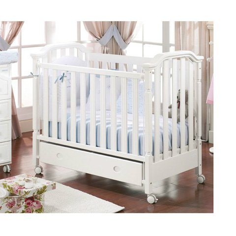 Best Deal Baby Wooden Cot Bed Crib Elegance Micuna bianco ...