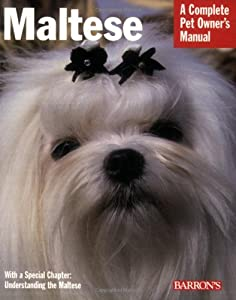 "Cover of ""Maltese (Complete Pet Owner's M..."