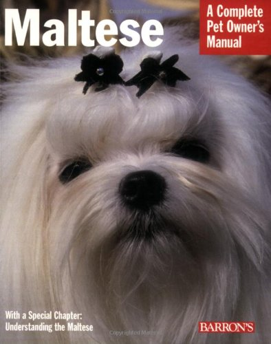 Maltese (Complete Pet Owner's Manual)