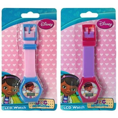 Disney Doc McStuffins Kids Digital LCD Watch - Assorted Styles - 1