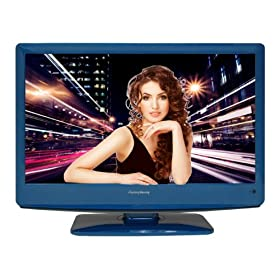 iSymphony LC24IF56BL1 24-inch 1080p LCD TV - Dark Blue