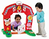 51bEcjc6HSL. SL160  Fisher Price Laugh & Learn Learning Farm